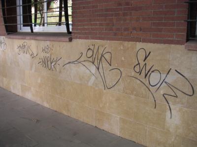 Vandalisme de baixa intensitat