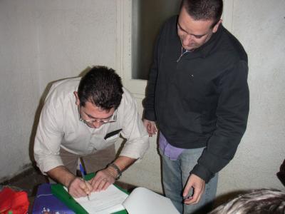 Firmat l' acord de col.laboració amb el fòrum betulo.cat