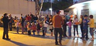 Jocs infantils organitzats per en Josep